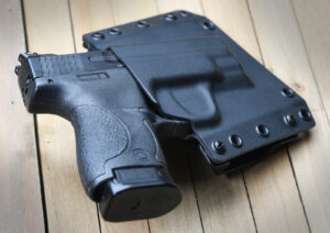 A good holster reduces negligent discharges