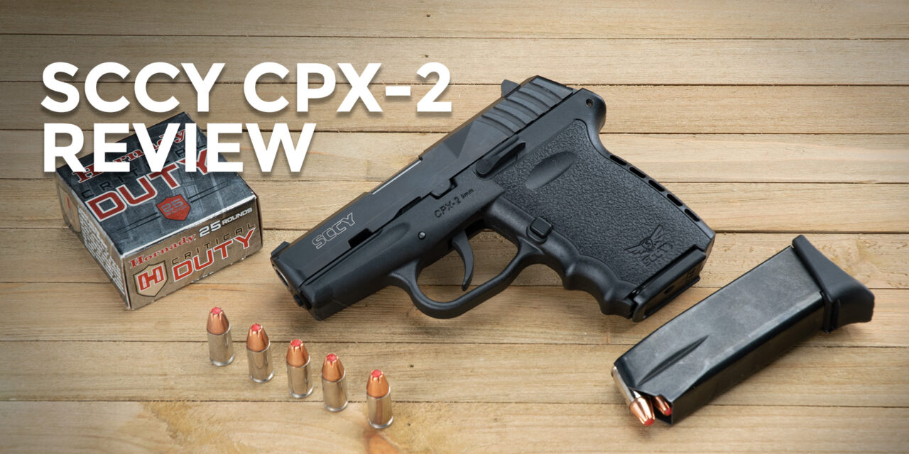 Sccy CPX-2 Review