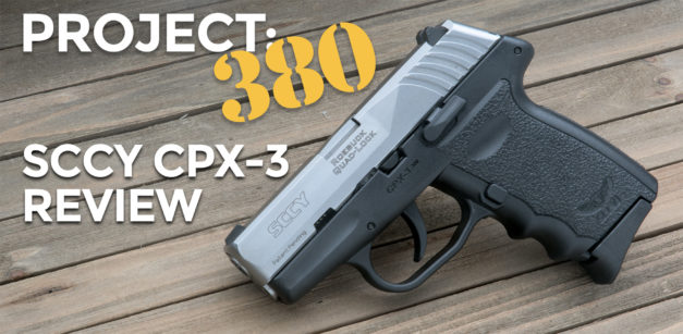 Project 380: The Sccy CPX-3