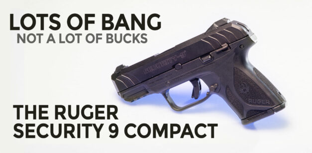 Ruger Security 9 Compact review