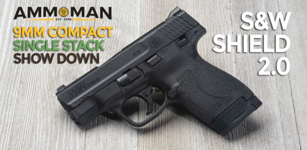 9mm M&P Shield 2.0 Review