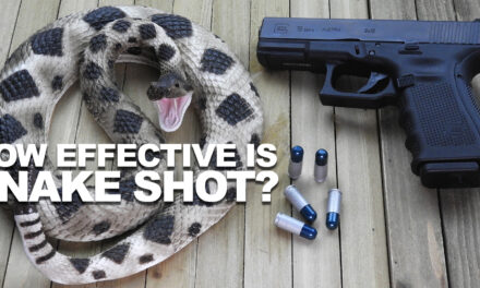 How Effective Is Snake Shot?