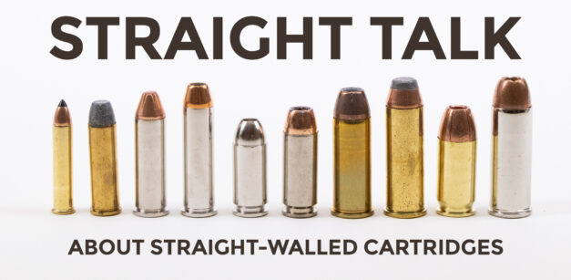 What Is a Straight Walled Cartridge?