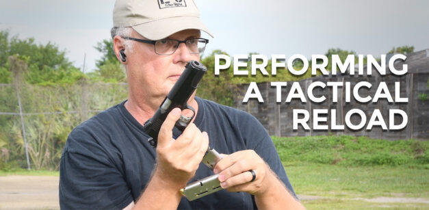 How To Perform A Tactical Reload