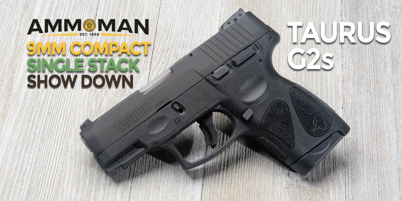 Taurus G2S Compact 9mm Review