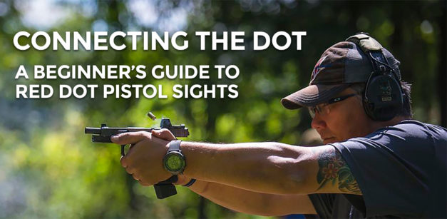 Red Dot Pistol Sights For Beginners