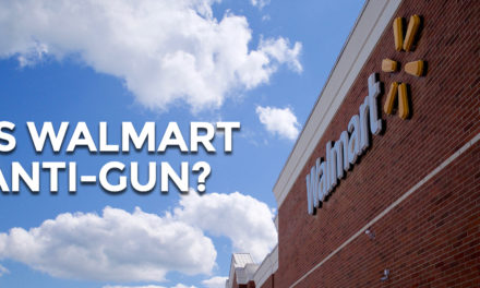 Is Walmart Turning Anti-Gun?