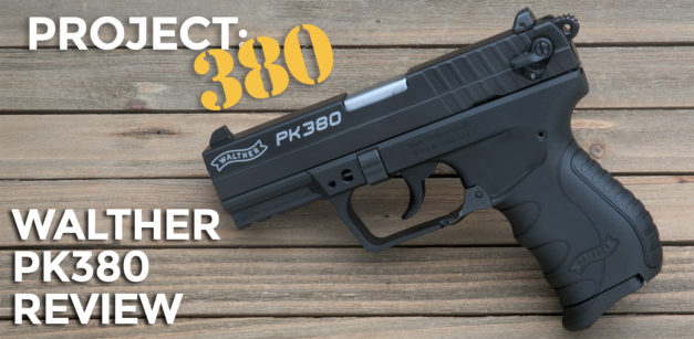 Project 380: The Walther PK380