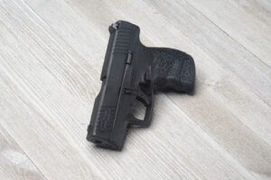 Walther's PPS M2 9mm compact single stack polymer pistol